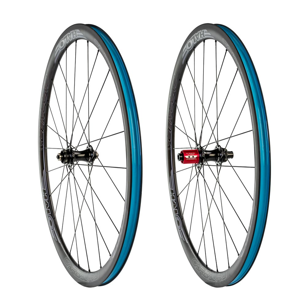 Halo Carbaura RCD Wheelset