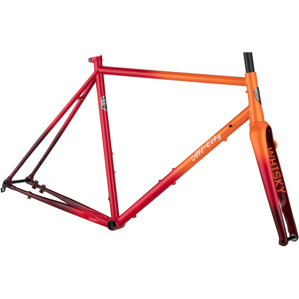 All City Zig Zag Frameset