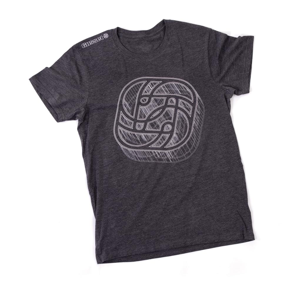 Gusset Tech Logo T-Shirt