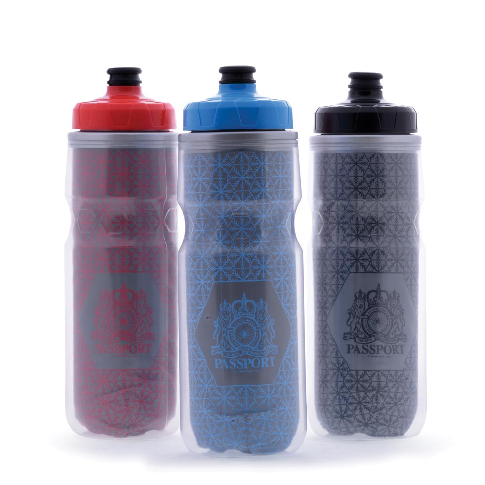 Frostbite Reflective Water Bottle