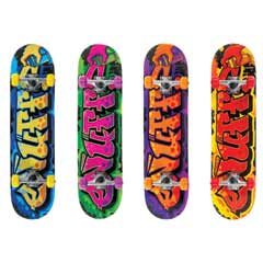 Stateside Enuff Graffiti Mini Skateboard