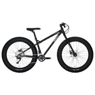 "SURLY I.C.TRUCK 4""BIKE XL BLK"