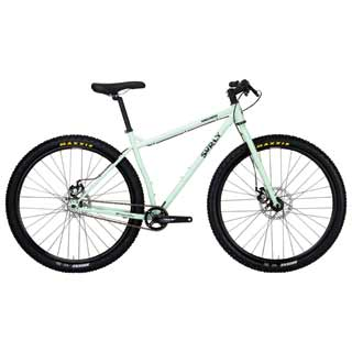 Surly Karate Monkey SS complete bike in mint green