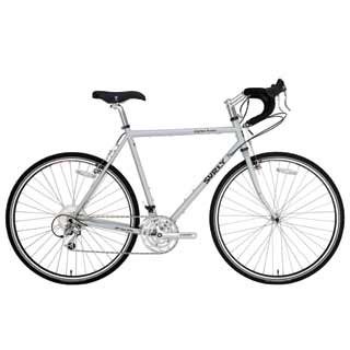 SURLY LHT 26w BIKE 60cm SIL