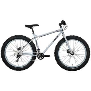 "SURLY PUG OPS BIKE 16"" GREY"
