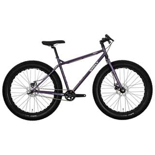 "SURLY PUG SS BIKE 16"" PURP"