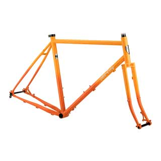 All City Gorilla Monsoon Frameset