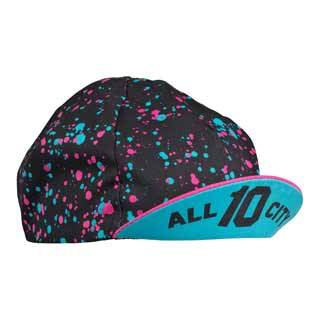 All City 10th Anniversary Cycling Cap