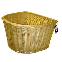 ADIE WICKER BASKET 'D' 18""
