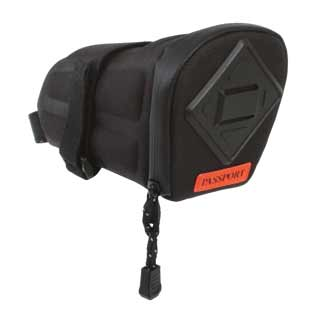 PASSPORT F.FLYER SEATPACK BLK