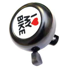 Adie I love my Bike Bell