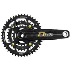 Driven MZ7 Carbon Crankset