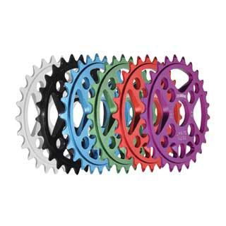 Gusset 4-Cross Mini Chainwheels