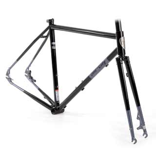 All City Nature Boy Disc Frameset