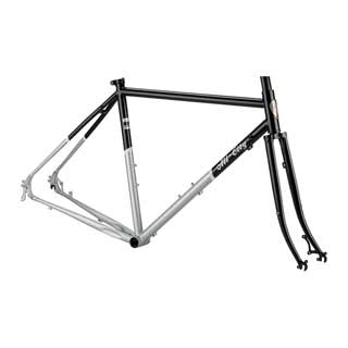Space Horse Disc Frameset