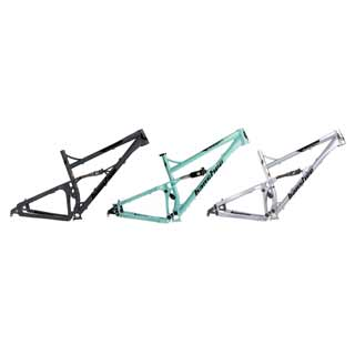 Banshee Phantom frames in all colours