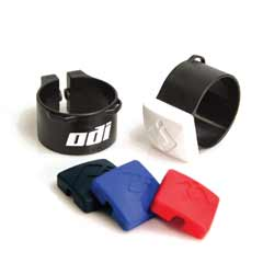 ODI FORK BUMPERS FOX40 BLACK