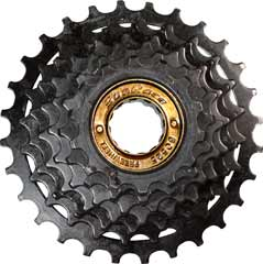 SunRace MFM2A Freewheel 5-speed