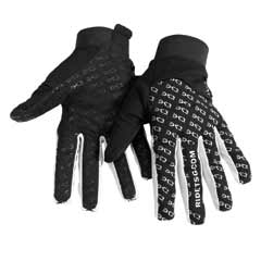 TSG TRACK GLOVES BLACK XL