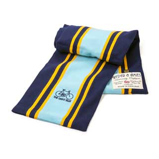 The Light Blue College Scarf