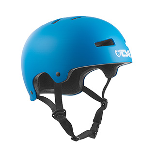 TSG Evolution helmet in red