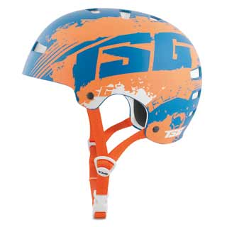 TSG EVO HELMET SCREAMER S/M