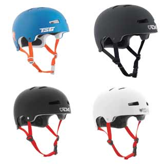 TSG EVO YOUTH HELMET S.BLK