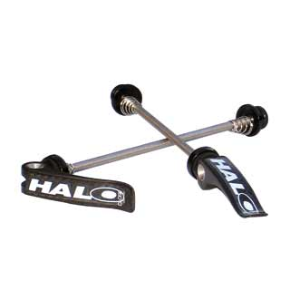 Halo Mercury Ti Carbon QR Skewers