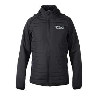 TSG INSULATED JACKET BLK Md