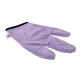 Purple Harry Bike Wash & Polish Mitt