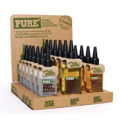 Pure Lube Countertop Display