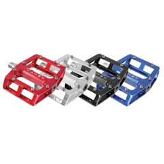 Gusset Kamon Pedals