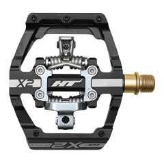 HT Components X2T pedal in black