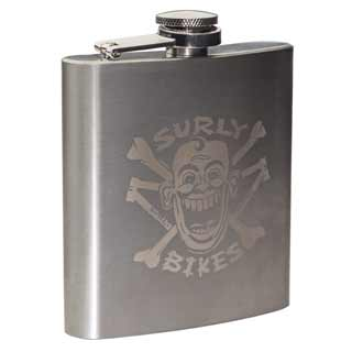 Surly Hip Flask