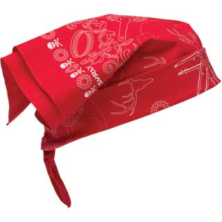 Surly Red Junk Rag (Bandana)