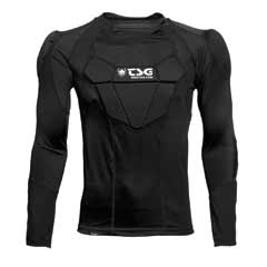 TSG FRAG SHIRT ADVANCE BLK Sm