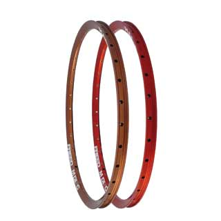 Halo Freedom Ltd Edition Rim, bronze and red colours