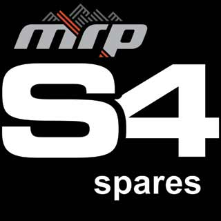 MRP S4 GUIDE PLATES BLK