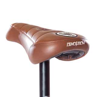 Demolition MC Seat brown