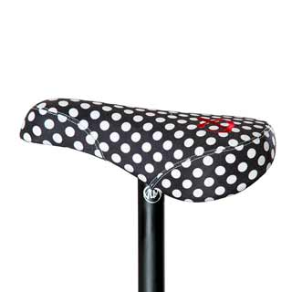 Volume Nautical V2 BMX Saddle polka dots