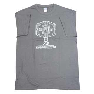 HT X-2 T-SHIRT GREY Md