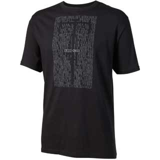 SURLY C.CHECK T-SHIRT BLK Md