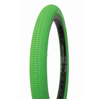 GUSSET PIMP TYRE 20x2.1 GREEN