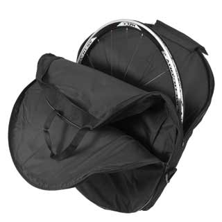 HALO WHEEL TRAVEL BAG BLACK