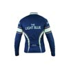 image of The Light Blue Nuovo Long Sleeve Jersey back