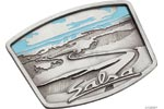 SALSA BADLANDS BELT BUCKLE