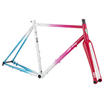 All City Nature Cross Geared Frameset