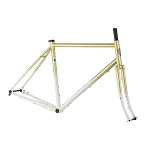 All City Gorilla Monsoon Frameset - Pineapple Sundae