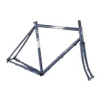 All City Space Horse Disc Frameset - Neptune Blue