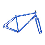 Surly Bridge Club Frameset - Blue